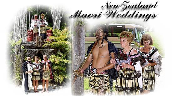 Maori Wedding Procedures